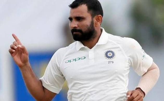 मोहम्मद शमी ने भगवत चंद्रशेखर की करी बराबरी बल्लेबाजी में बनाया शर्मनाक रिकॉर्ड 40