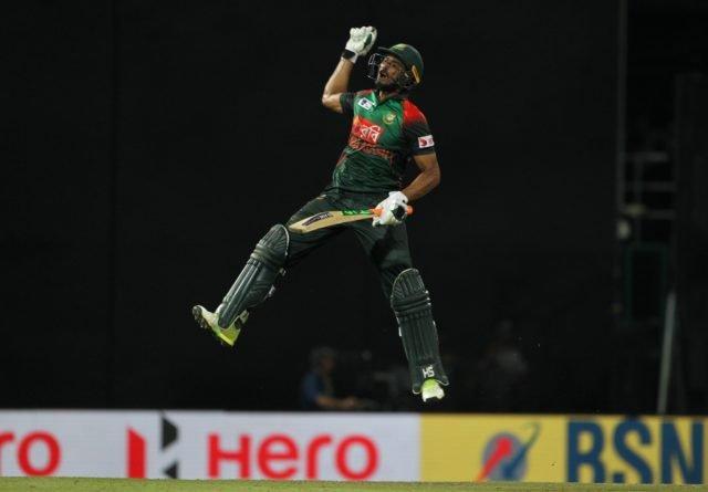 निदास ट्रॉफी : महमुदुल्लाह के छक्के से बांग्लादेश फाइनल में 18