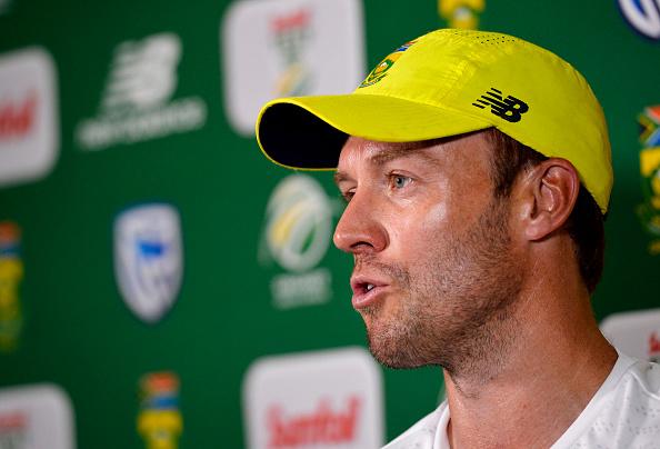 ऑस्ट्रेलिया के खिलाफ शतकीय पारी खेलने के बाद एबी डिविलियर्स ने खोला राज, बताया क्यों जरूरी था ये शतक