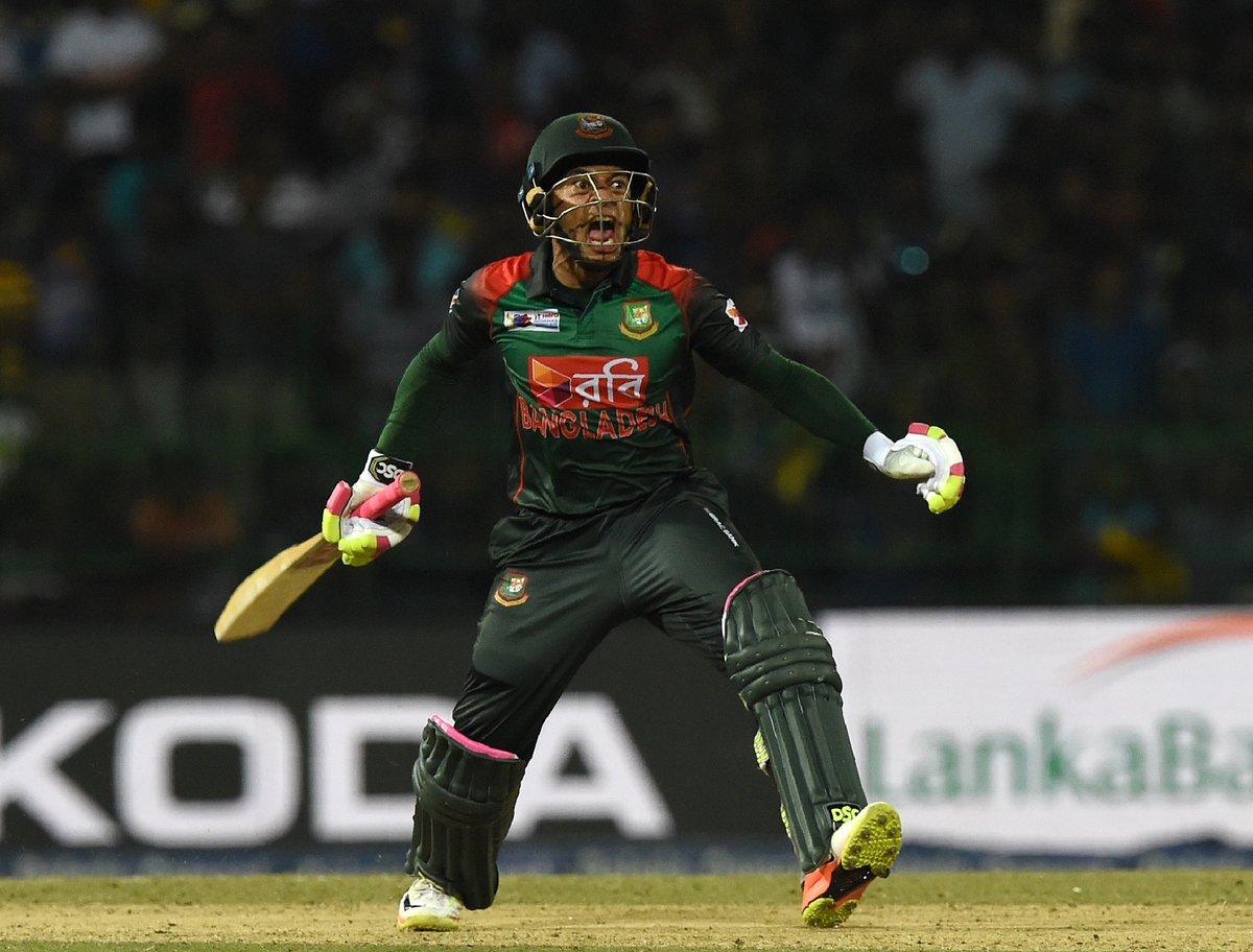 RECORD: श्रीलंका को हरा बांग्लादेश ने रचा इतिहास, ऐतिहासिक जीत में बना डाला यह अद्दभुत कीर्तिमान