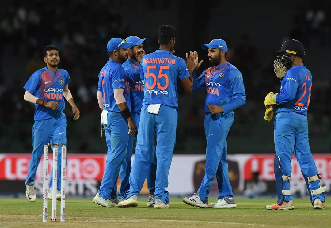 Nidahas Trophy: रोहित शर्मा के पास है भारत का पहला कप्तान बनने का मौका, तो वाशिंगटन सुंदर बना सकते है ये विश्व रिकॉर्ड 50