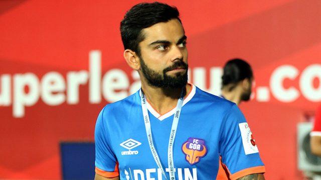चेन्नई से 1-4 से हारी विराट कोहली की मालिकाना हक वाली एफसी गोवा, फिर कोहली ने अपनी टीम को बोल दी ये बड़ी बात 123