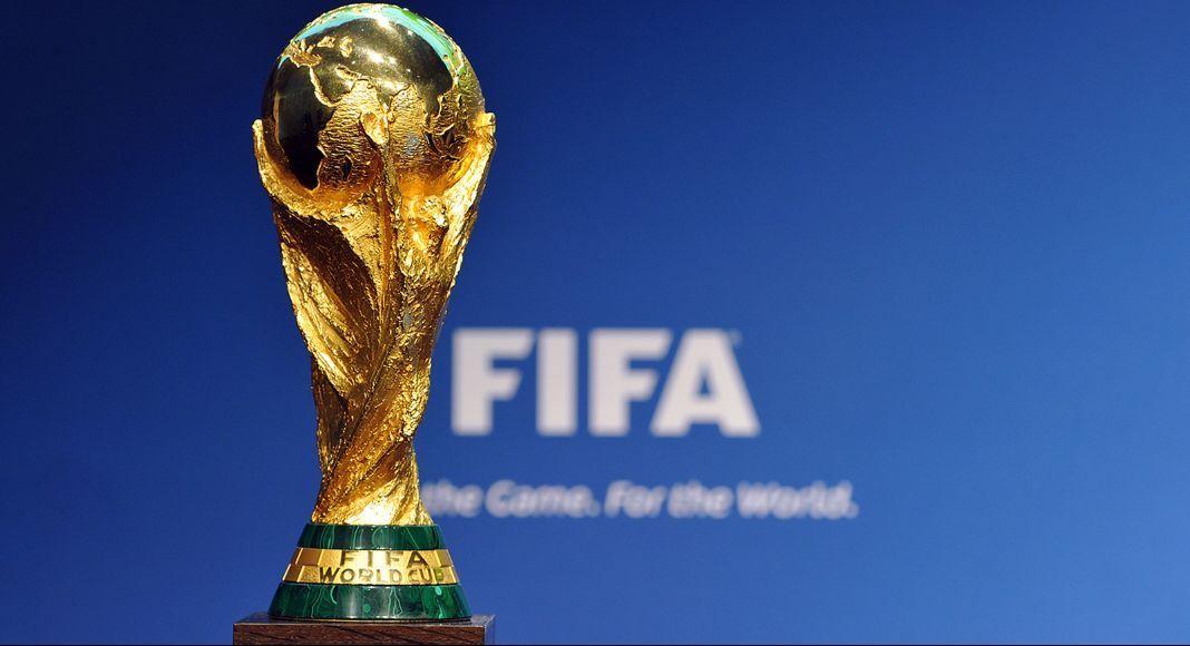 फीफा विश्व कप ट्रॉफी नाइजीरिया पहुंची 24