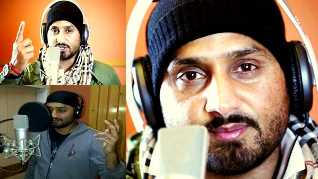 टर्बनेटर हरभजन सिंह ने क्रिकेट छोड़ की नई पारी की शुरूआत, लॉन्च किया अपना तीसरा एल्बम 2