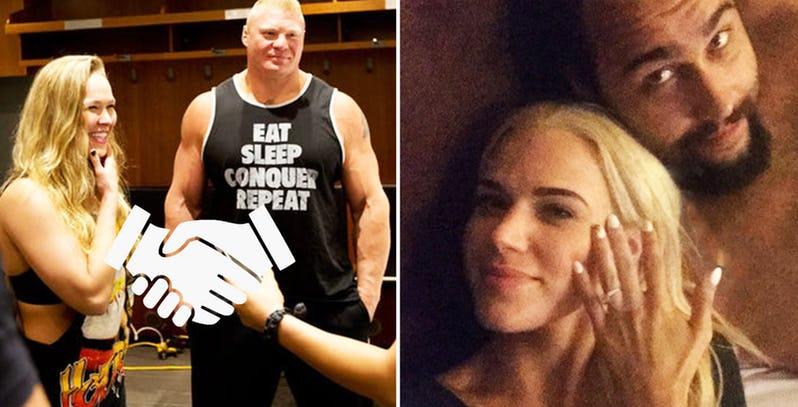 WWE के इन कड़े नियमो को आज के रेस्लर्स दिखाते हैं ठेंगा 36