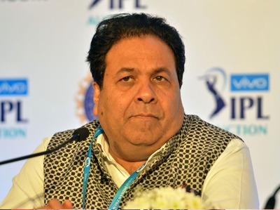 ऐसी स्थिति में, 15 अप्रैल तक आईपीएल संभव नहीं : राजीव शुक्ला 1