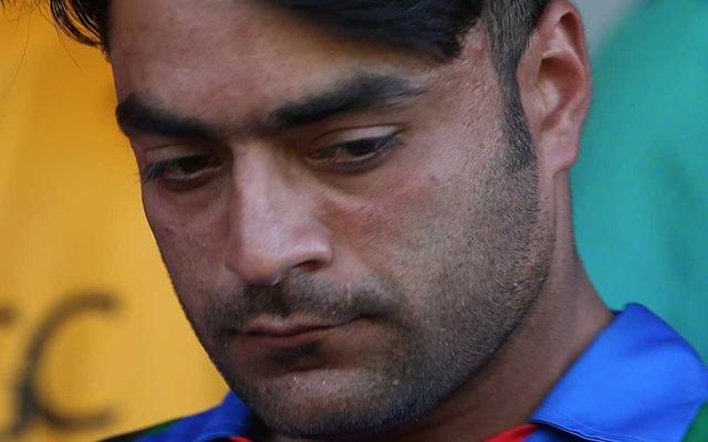 विश्वकप क्वालिफाई राउंड में अफगानिस्तान के निराशाजनक प्रदर्शन पर नए कप्तान राशिद खान ने इस तरह किया अपना दुःख प्रकट 51