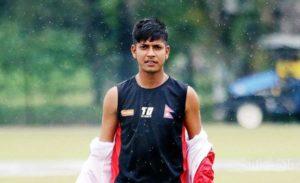 IPL 2018: आईपीएल खेलने वाले नेपाल के पहले खिलाड़ी संदीप लामिछाने पहनेंगे इस नम्बर की जर्सी, शेयर की तस्वीर 3