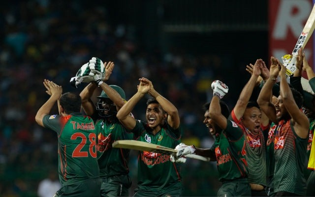 बांग्लादेश के खिलाड़ियों का नागिन डांस खत्म भी नहीं हुआ था, कि बांग्लादेश क्रिकेट बोर्ड के डायरेक्टर ने कर डाली ये शर्मनाक हरकत 57