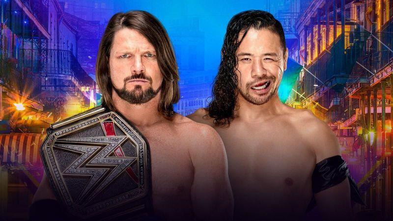 रेसलमेनिया 34 के बाद WWE चैंपियनशिप बेल्ट के लिए पांच सबसे बड़े दावेदारो के नाम 24
