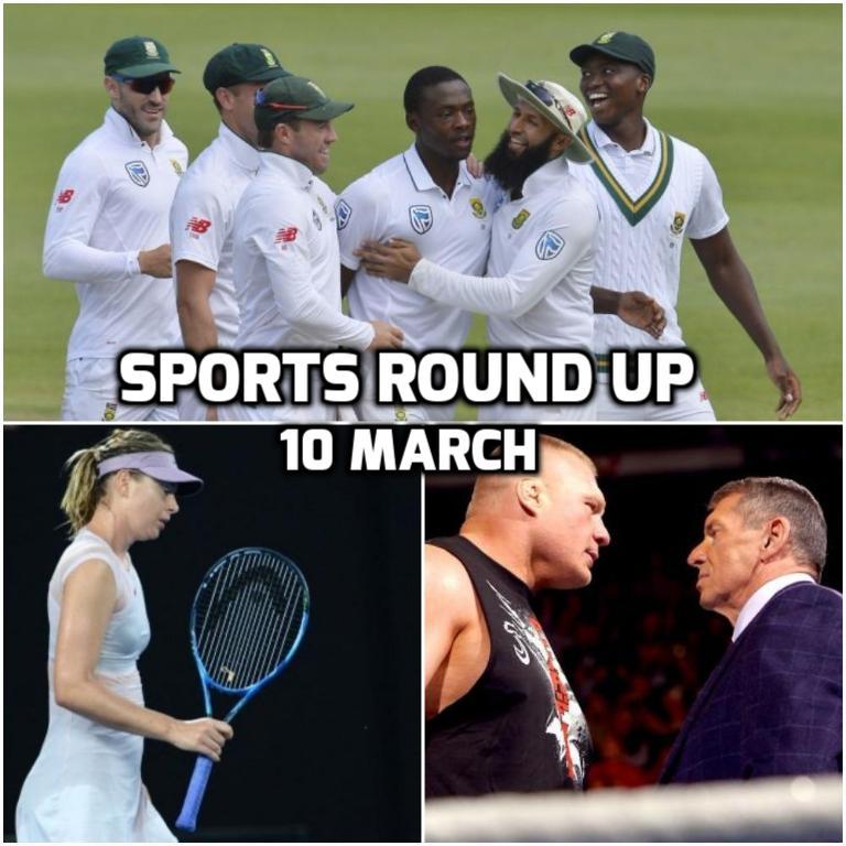 स्पोर्ट्स राउंड अप: एक नजर में पढ़े 10 मार्च 2018 की खेल से जुड़ी हर एक बड़ी खबर 45