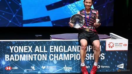 ऑल इंग्लैंड बैडमिंटन : यिंग ने लगातार दूसरी बार जीता महिला एकल खिताब