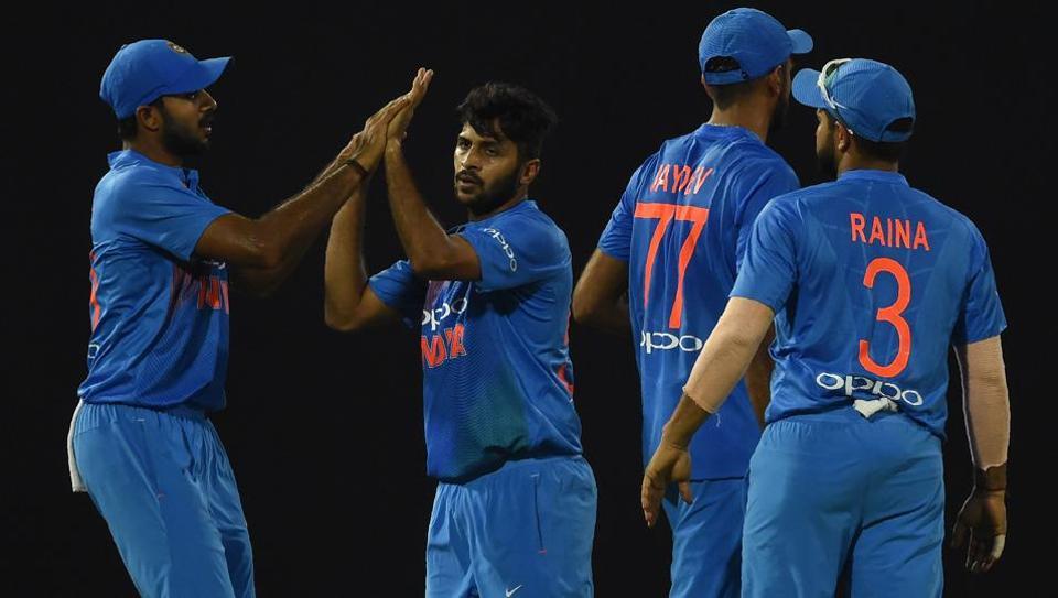 निदहास ट्राफी: मैन ऑफ द मैच लेते हुए शार्दुल ठाकुर ने खोला राज, बताया मैच के पहले हुआ था कुछ ऐसा जिसकी वजह से जीता भारत 3