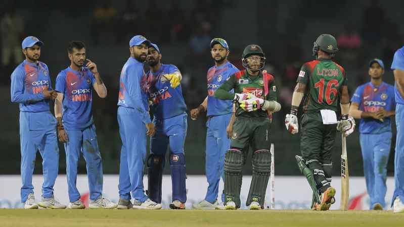 निदहास ट्राॅफी: टॉस जीतने के बाद भारत-बांग्लादेश के कप्तान का होगा ये फैसला, जाने इसके पीछे की वजह