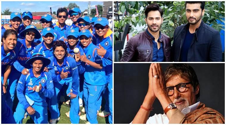 महिला क्रिकेट टीम को बधाई देने पके चक्कर में बुरे फंसे बिग बी, मांगनी पड़ी मांफी