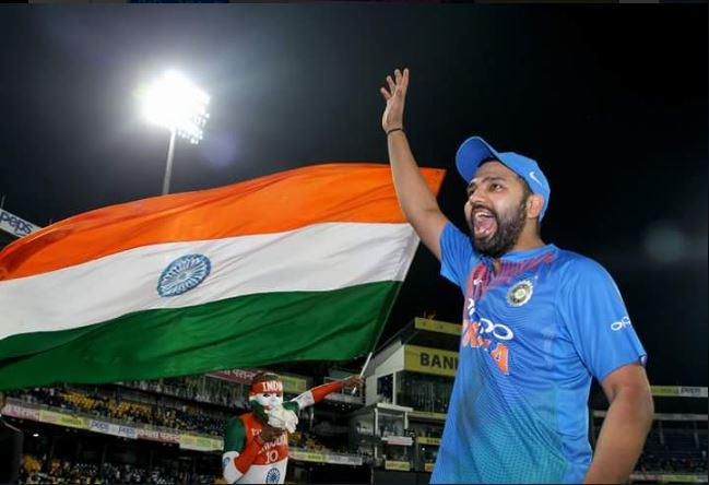 बतौर कप्तान रोहित के नाम दर्ज है वो रिकॉर्ड जिसके आस-पास भी नहीं है विराट कोहली 24