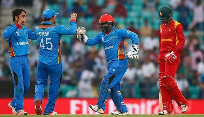 यूएई के खिलाफ जीत के बाद राशिद खान को है विश्व कप में प्रवेश करने की उम्मीद 48
