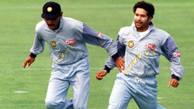 इतिहास के पन्नों से- आज का दिन भारत और सचिन के लिए है खास, 24 साल पहले अजहरुद्दीन ने चली थी ऐसी चाल जिससे सचिन बन गये दुनिया के महान बल्लेबाज 4