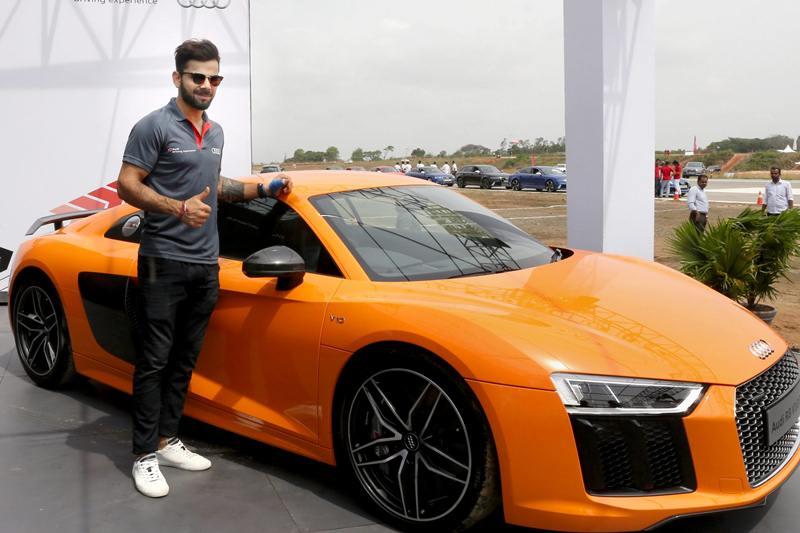 ऑडी गाड़ियों के फैन विराट कोहली ने खरीदी एक और नई कार 4
