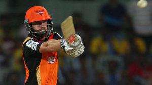 Kane williomson will be the new captian of Hyderabad