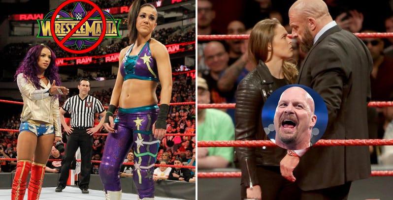 साल 2018 के पहले ही तीन महीनो में WWE कर चुकी है ये बड़ी गलतियाँ 66