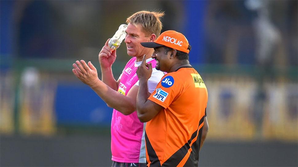 IPL 2018: अजिंक्य रहाणे और भुवी को लेकर विवादित बयान देकर फंसे शेन वार्न, लगी फटकार