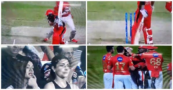 VIDEO: 4.5 ओवर में मुजीब उर रहमान ने डाली कोहली को ऐसी गेंद की टर्न देख हैरान रह गये कोहली, हुए क्लीन बोल्ड