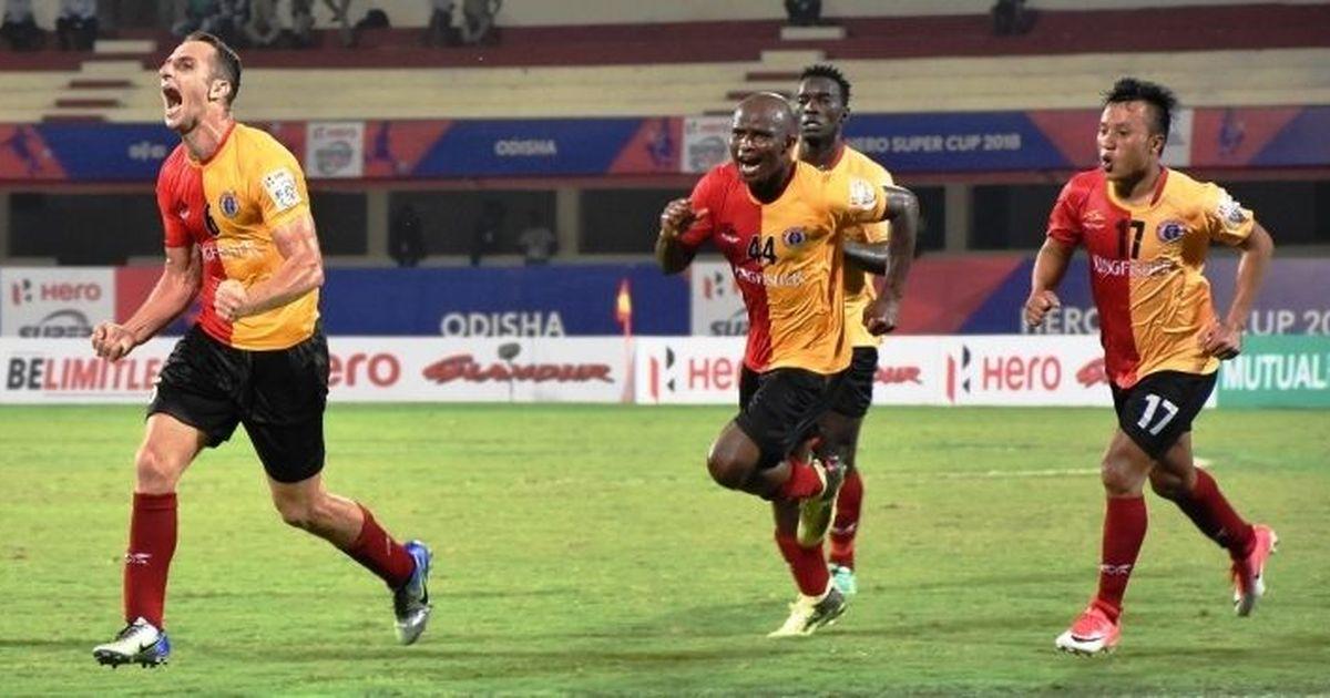 सुपर कप : आईजोल को हराकर ईस्ट बंगाल सेमीफाइनल में 10