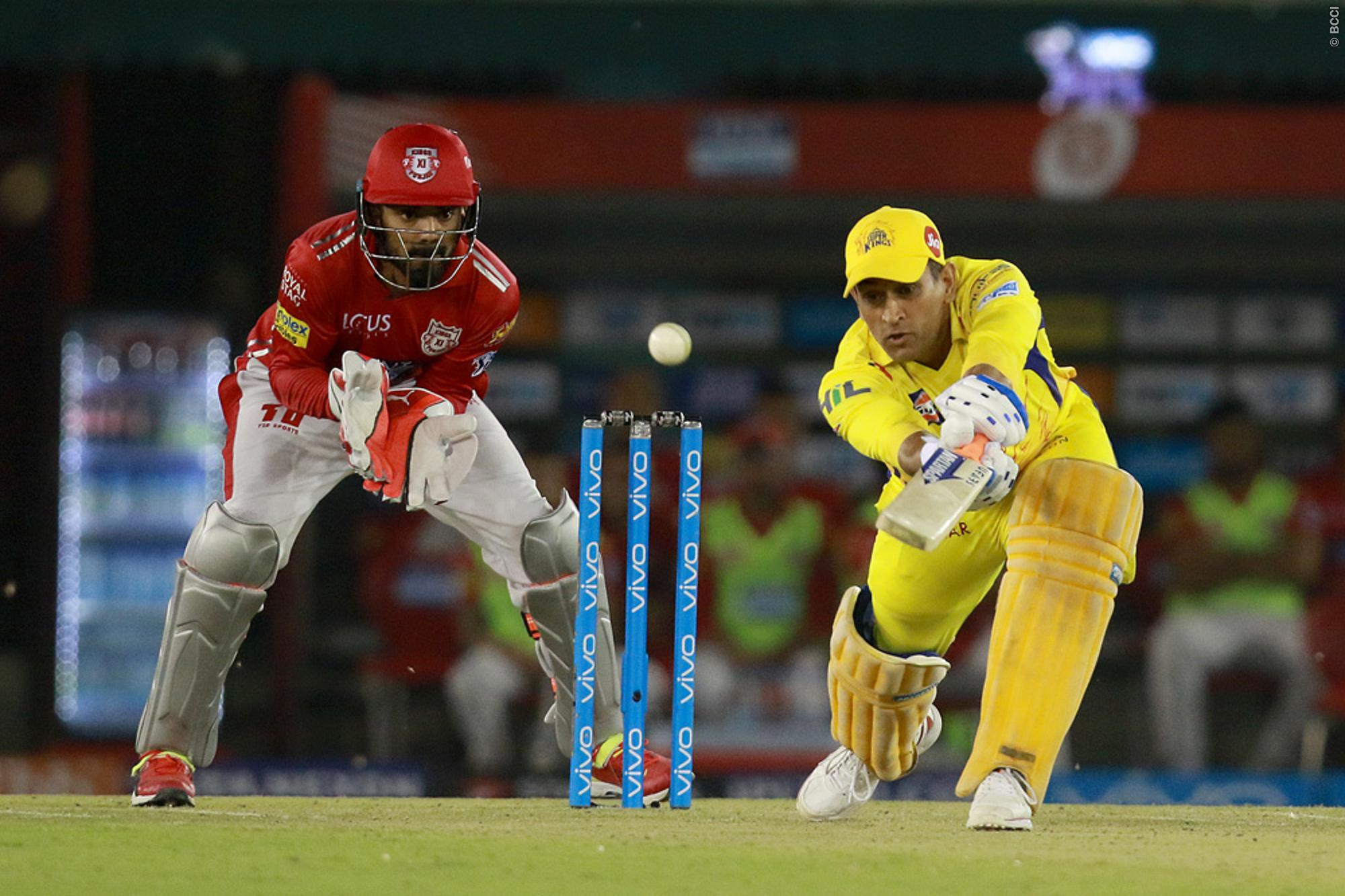 KXIPvCSK: हार के बाद छलका महेंद्र सिंह धोनी का दर्द, कहा- बड़े शॉट खेलने के लिए पीठ के सहारे की जरूरत नहीं 5