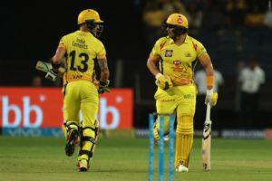 चेन्नई की जीत के बाद फाफ डू प्लेसिस ने धोनी को बताया, 'खतरा' 2