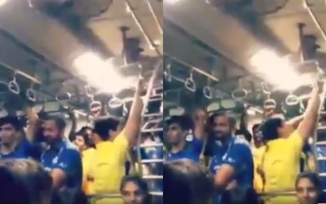 VIDEO: रोहित शर्मा, हार्दिक पंड्या या किरोन पोलार्ड नहीं, बल्कि चेन्नई सुपर किंग्स के इस दिग्गज खिलाड़ी के फैन हुए मुंबई इंडियन्स के समर्थक 19