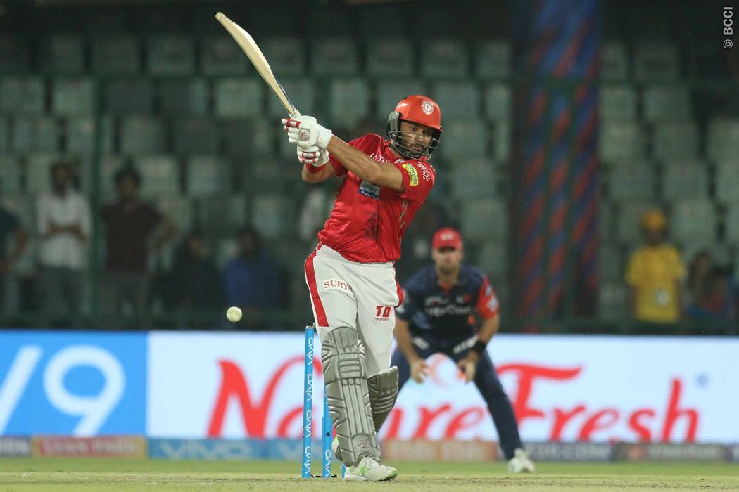 मैच रिपोर्टः गेल के बगैर उतरी पंजाब हुई धराशयी,दिल्ली को जीत के लिए 144 रनों का लक्ष्य 2