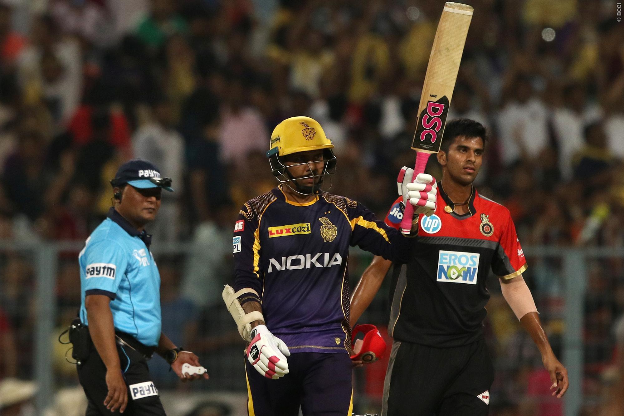 KKRvsRCB: बैंगलोर को 4 विकेट से हरा कोलकाता ने दर्ज किया पहली जीत, मायूस हुए विराट