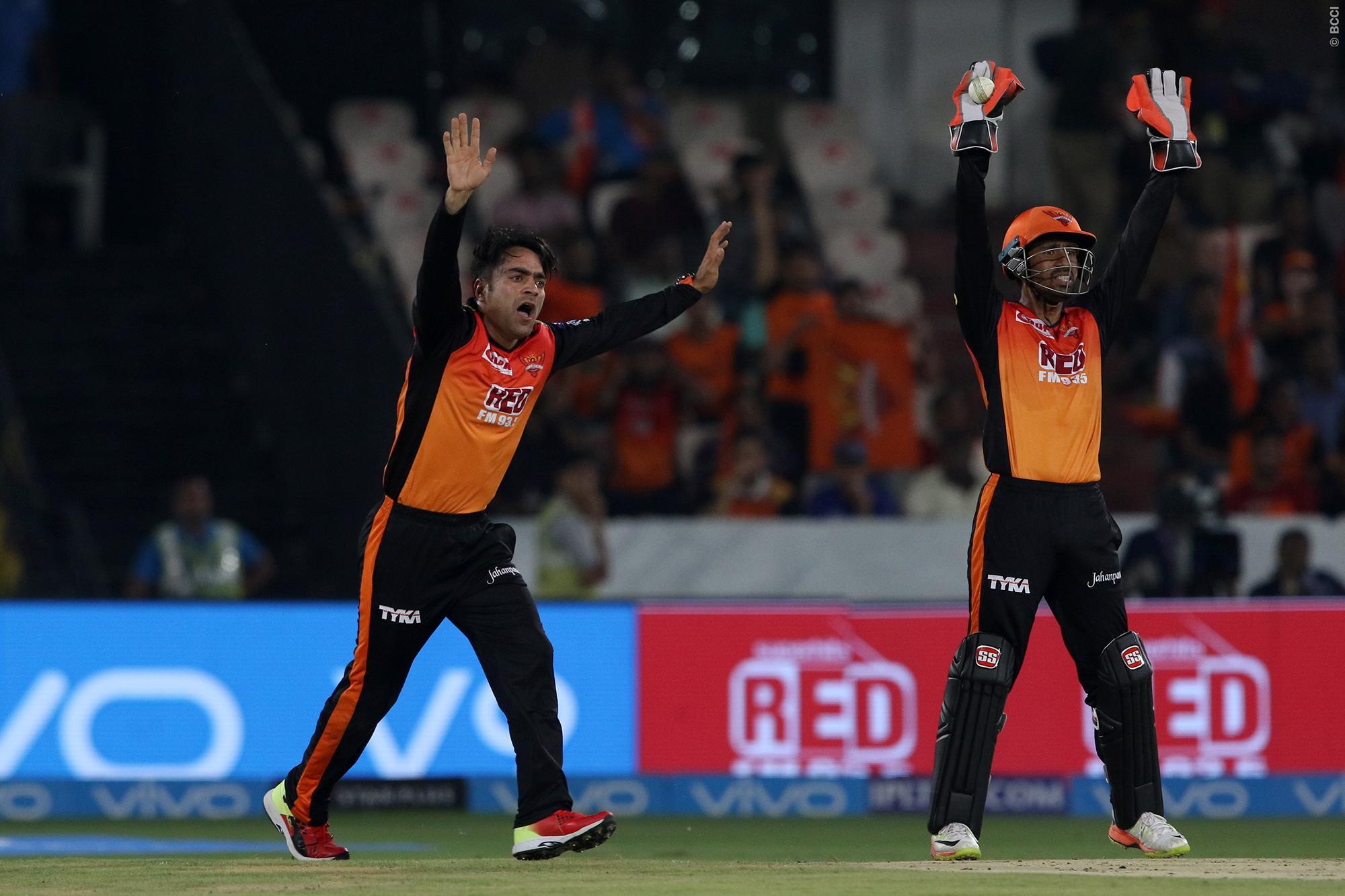 SRH VS RR - हैदराबाद की जीत के बाद राशिद खान ने खोला राज, इस भारतीय खिलाड़ी से सीखी है गुगली डालना 35