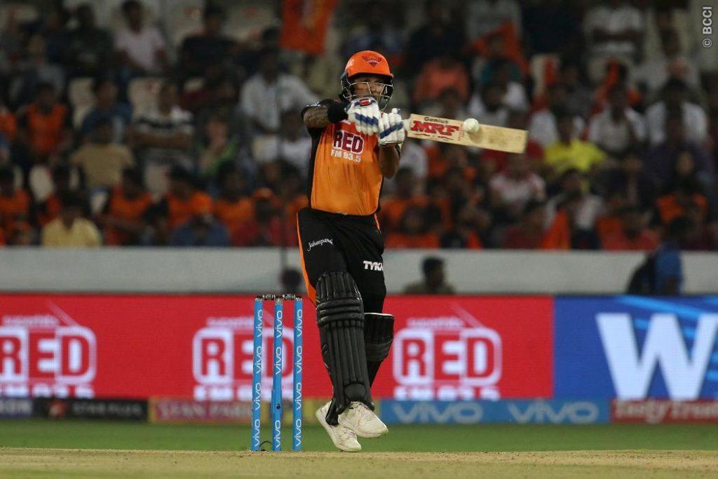 KKRvsSRH : आंकड़ो के अनुसार जाने आज हैदराबाद और कोलकाता के बीच मैच में कौन होगा विजेता, किसे सपोर्ट करेगी पिच? 3