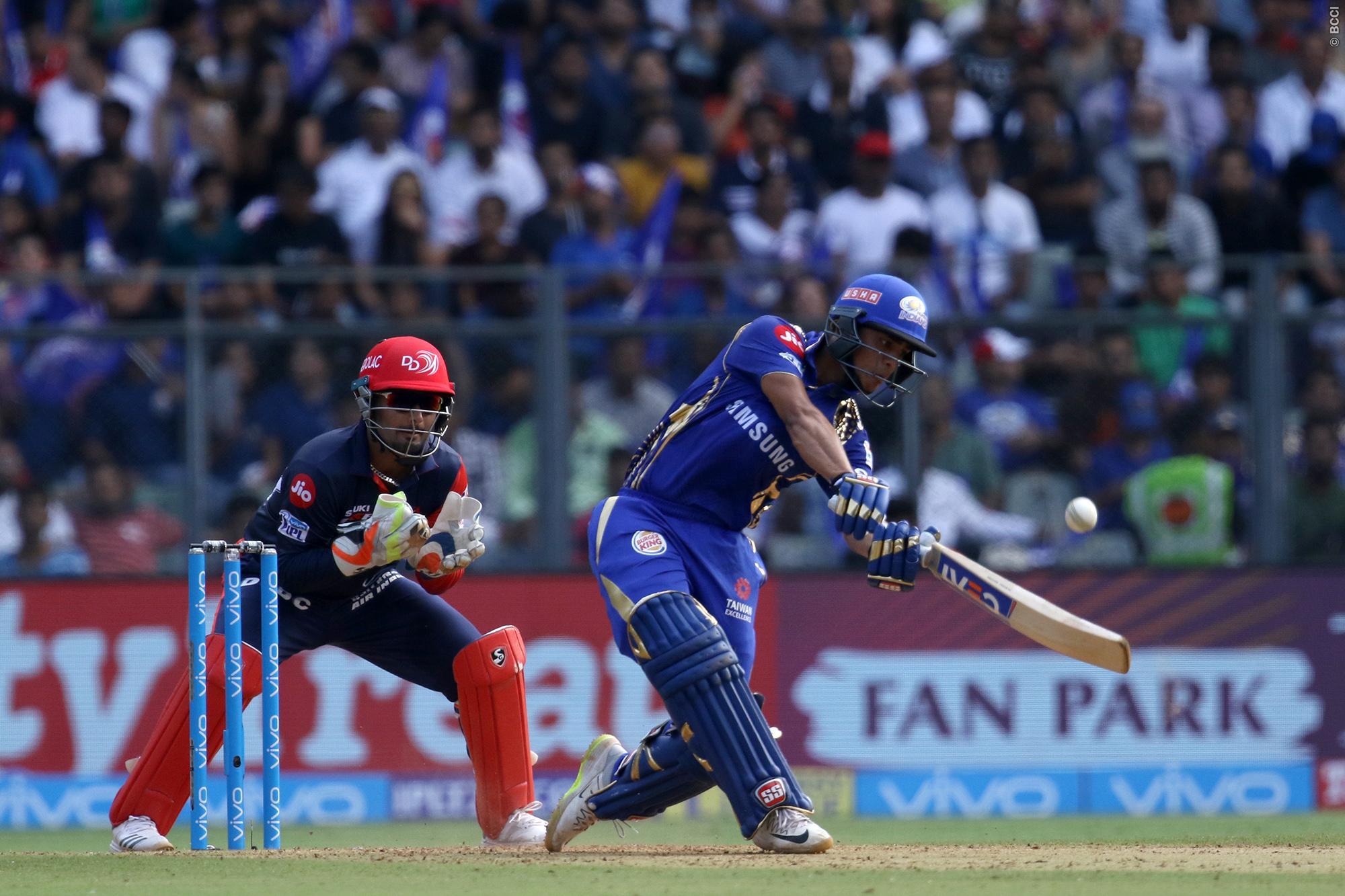 मैच रिपोर्ट: जेसन रॉय के तूफ़ान में उड़ी मुंबई, दिल्ली ने रोमांचक मुकाबले में 7 विकेट से दी करारी शिकस्त 1