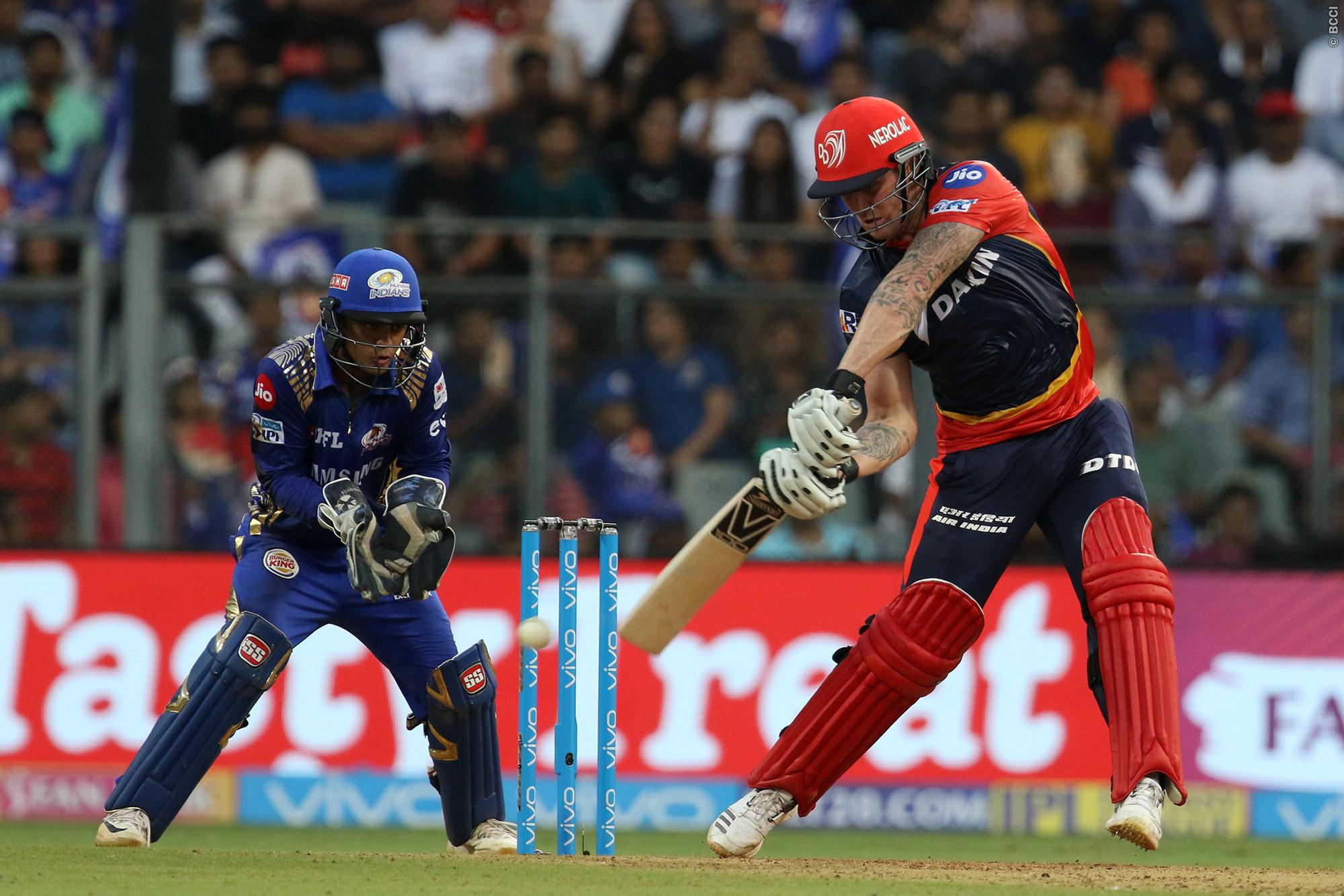 मैच रिपोर्ट: जेसन रॉय के तूफ़ान में उड़ी मुंबई, दिल्ली ने रोमांचक मुकाबले में 7 विकेट से दी करारी शिकस्त 4