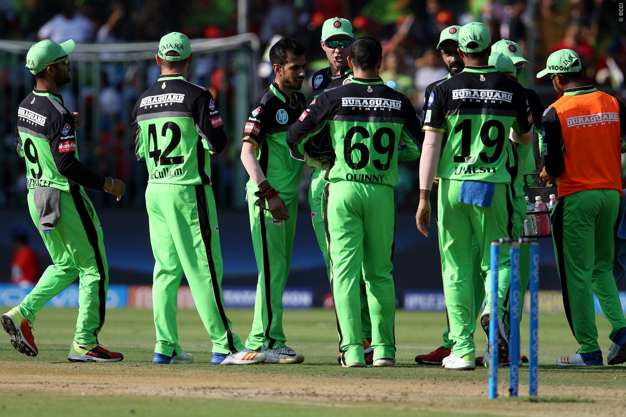 IPL 2018- मैच के शुरू होने से पहले ही विराट कोहली की इस गलती की वजह से बैंगलोर ने गंवाया मैच
