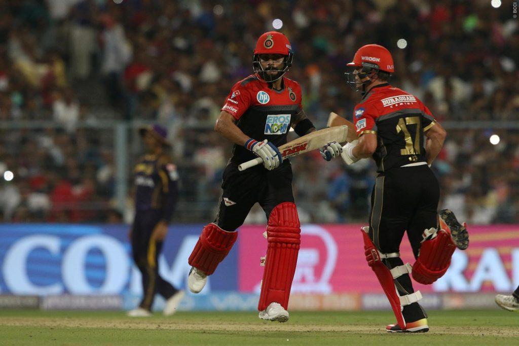 KKRvsRCB: बैंगलोर को 4 विकेट से हरा कोलकाता ने दर्ज किया पहली जीत, मायूस हुए विराट 2