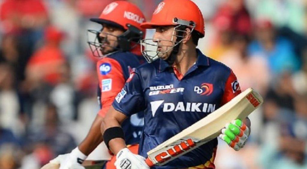 एक बार फिर अपनी महानता साबित करते हुए गौतम गंभीर इस खिलाड़ी के लिए छोड़ सकते है दिल्ली डेयरडेविल्स की कप्तानी 2