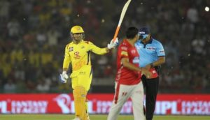Suresh raina might be with team against royals today