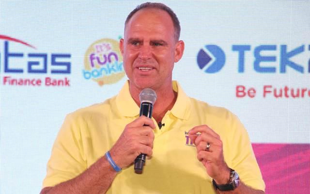 मैथ्यू हेडेन ने अम्बाती रायडू को दिया नया नाम, क्रिस गेल नहीं बल्कि इस भारतीय खिलाड़ी को बताया युनिवर्सल बॉस