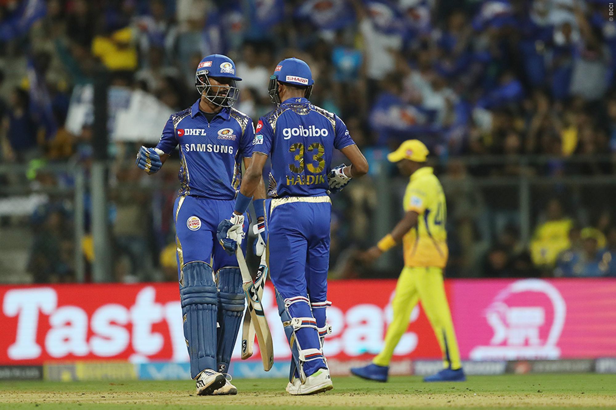 ट्विटर प्रतिक्रिया: रोमांचक मैच में मिली हार के बाद भी लोग हुए मुंबई इंडियंस के इस खिलाड़ी के दीवाने, तो सहवाग ने ब्रावो को खास अंदाज में दी जीत की बधाई 1