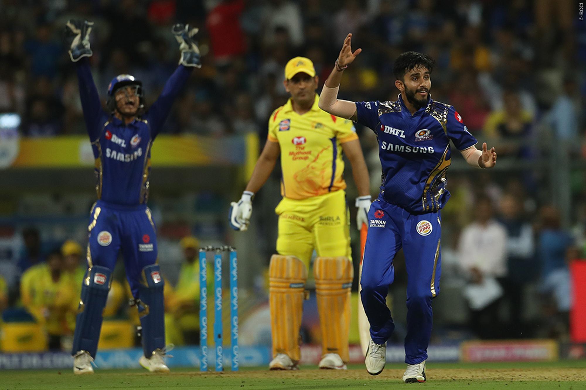 मैच रिपोर्ट: रोहित शर्मा की इस छोटी सी गलती की वजह से अंतिम ओवर में जीता हुआ मैच गंवा बैठी मुंबई इंडियंस 21