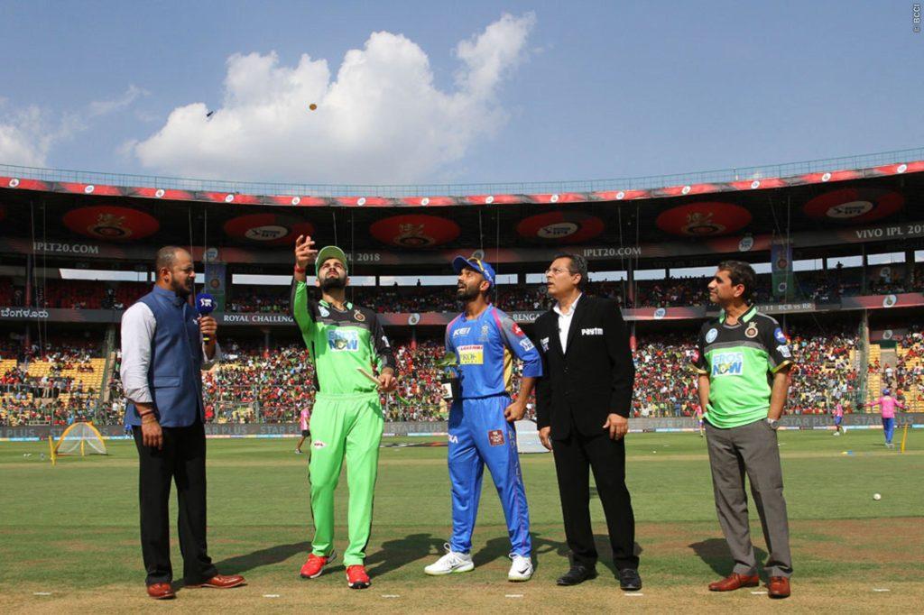 IPL 2018- मैच के शुरू होने से पहले ही विराट कोहली की इस गलती की वजह से बैंगलोर ने गंवाया मैच 2