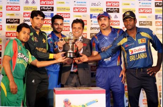 बड़ी खबर : पाकिस्तान की नापाक चाल के बाद अब भारत में नहीं बल्कि अब इस देश में खेला जायेगा 2018 का एशिया कप 6
