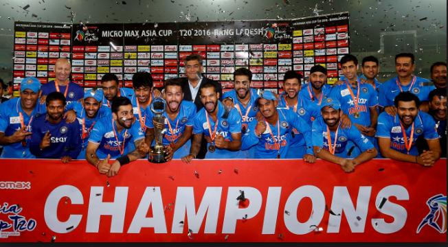बड़ी खबर : पाकिस्तान की नापाक चाल के बाद अब भारत में नहीं बल्कि अब इस देश में खेला जायेगा 2018 का एशिया कप 4