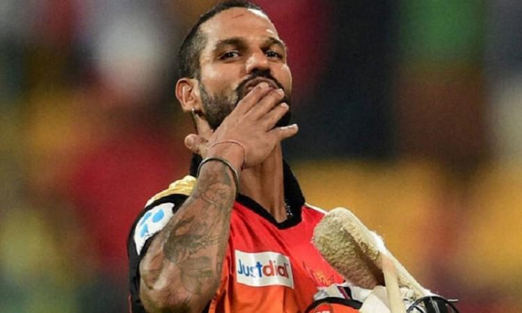 IPL 2018 के फाइनल में पहुंचने के बाद शिखर धवन ने इस मैच को बताया अब तक आईपीएल का सबसे शानदार मैच 41