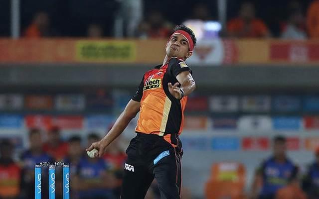 सनराइजर्स हैदराबाद के तेज गेंदबाज सिद्धार्थ कौल से नाराज हुआ बीसीसीआई दोबारा की गलती तो लग सकता है प्रतिबन्ध 42