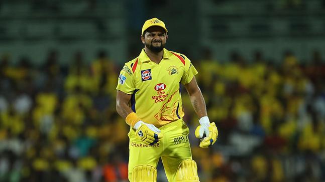 चोटिल सुरेश रैना की जगह लम्बे समय से टीम से बाहर बैठा यह दिग्गज खिलाड़ी होगा चेन्नई का हिस्सा